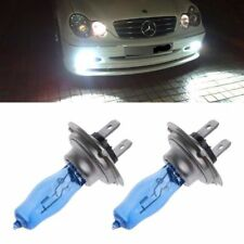 2pcs H7 55W 12V HOD Xenon White 6000k Halogen Car Head Light Globe Bulb Lamp