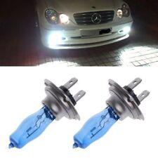 2pcs H7 55W 12V HOD Xenon White 6000k Halogen Car Head Light Globe Bulb Lamp