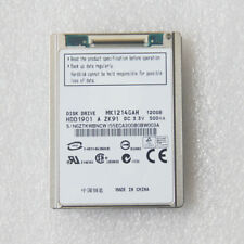 New 1.8 inch 120GB MK1214GAH ZIF CE Hard Disk Drive For Dell D430 D420 XT Laptop