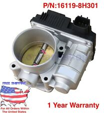 New Fuel Throttle Body CHAMBER ASSY for 02-06 Nissan Sentra Altima 2.5L
