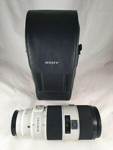 Sony 2.8/70-200 SSM G SAL70200G Sony A Mount