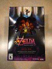 The Legend of Zelda: Majora's Mask 3D — Limited Edition with Skull Kid Figurine