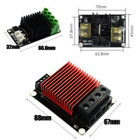 MOSFET Power Expansion Module Board MOS heat bed module 3D printer parts