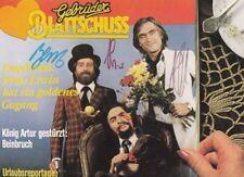 GEBRÜDER BLATTSCHUSS --- original signiert - 5#11