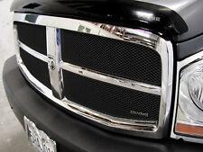 GrillCraft 2004-06 Dodge Durango Black MX-Series Mesh Grille Grill 4PC Insert
