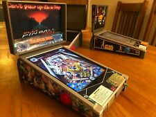 virtual pinball table housing for iPad Mini 2 (Mancave or Man Desk special!)