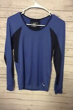 Womens BROOKS Long Sleeve Running Shirt/Top, size Medium