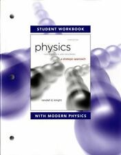 Student Workbook For Physics For Scientists And Engineers: A Strategic Approa...