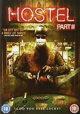Hostel: Part III [DVD][Region 2]