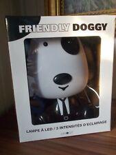 friendly doggy  LED enfants Veilleuse Animal Cartoon bureau Lampe de table CHIEN