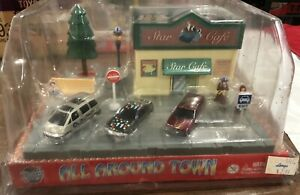 *RARE* Road Tough All Around Town Yat Ming Star Cafe Metal Diecast Hot Wheels