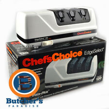 CHEF'S CHOICE PRO 120 ELECTRIC KNIFE SHARPENER WHITE *FREE POSTAGE*RRP $385