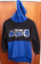 ORLANDO MAGIC logo basketball youth med hooded sweatshirt 1993 kids hoodie NBA