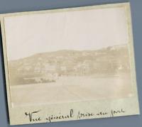 Algérie, Philippeville (Skikda سكيكدة), Vue générale prise du Port  Vintage citr