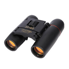 Compact Binoculars 30×60 15 x Zoom Smart Telescope Foldable Black- Free Shipping