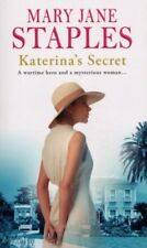Excellent, Katerina's Secret, Mary Jane Staples, Book