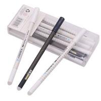 3pcs Erasable Pens Student Stationery Writing Gel Pen writing Disappearance Pens