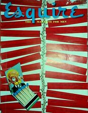 Esquire Magazine July 1952 Syd Hoff Janet Leigh Eddie Cantor Robert Frost