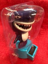 Solar Powered Dancing Shark Bobble Head Toy
