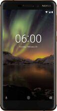 Nokia 6.1 Dual-SIM 32GB schwarz Android 10
