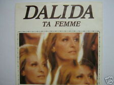 DALIDA 45 TOURS FRANCE TA FEMME