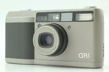 [ Excellent+5 ] Ricoh GR1 35mm Silver Point & Shoot Camera 28mm Lens Japan 0
