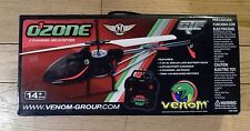 Venom Ozone RTF Helicopter 3 CH VENF-6203 27 MHz NIB