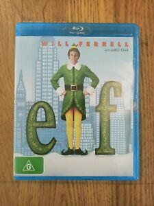 Elf will Ferrell movie Christmas family children's bluray free shipping