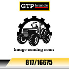817/16675 - DECAL GAUGE PLAT FOR JCB - SHIPPING FREE