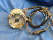 1950 NASH clock  w/gas saver