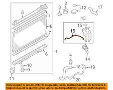 Infiniti NISSAN OEM 06-08 M35 3.5L-V6 Radiator-Overflow Hose 21741EG000