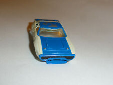 AURORA AFX #43 PLYMOUTH ROADRUNNER HO SLOT BODY COMES IN NICE USED CONDITION