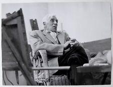 Emery - Georges Braque - Tirage argentique d'époque 1950's - 30 x 40 -