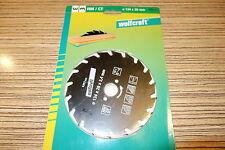 HM Kreissägeblatt für Hand Kreissäge  Wolfcraft 134 /  20 / Z = 18