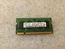 Memoria Sodim DDR2 Samsung M470T2864QZ3-CF7 1GB PC2-6400 800MHz CL6 200-Pin