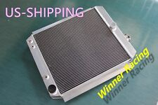 56mm Radiator Fit CHEVY/GMC 3100/3600/3800 1/2T-1T TRUCK PICKUP 1947-1954 V8 A/T