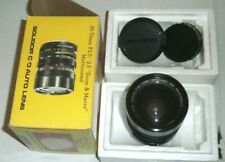 Solignor C/D 35-70mm / F2.5 - F3.5 Zoom Auto Lens / Yashica  Contax  Free Ship