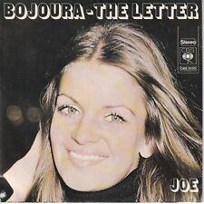7inch BOJOURAthe letterHOLLAND 1974 EX ( S3160)