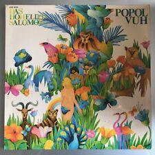 Popol Vuh Das Hohelied Salomos Vinyl LP France 1975 Damaged cover-perfect vinyl