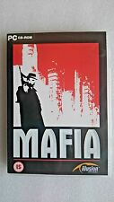 Mafia (PC: Windows, 2002) - With Original Poster