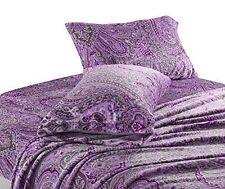 California King Paisley Sheets Pillowcases Ebay