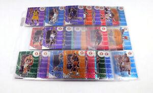 2002-03 Topps Pristine Basketball Starter Set (64 Different)