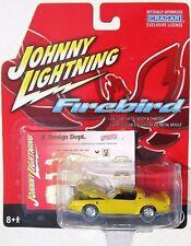 JOHNNY LIGHTNING R3 FIREBIRD 1978 PONTIAC FIREBIRD TRANS AM T-TOPS Rubber tires