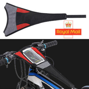 Indoor Bike Bicycle Frame Guard Strap Catcher Trainer Turbo Trainer Sweat Cover