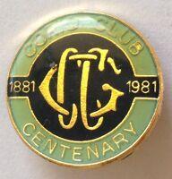 Corio Club Centenary 1981 Badge Rare Vintage (M8)
