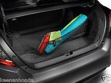Genuine OEM Honda Civic 4dr Sedan Cargo Net 2016 - 2017 Trunk  08L96-TBA-100