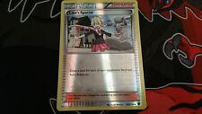 Pokemon Trainer Supporter Lass's Special Reverse Holo 103/124 XY Fates Collide