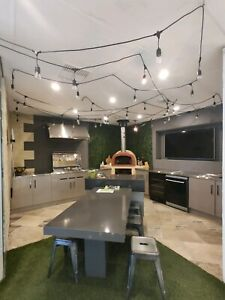 Display outdoor kitchen for sale