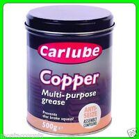 Multi Purpose Tin of Copper Grease [XCG500] Anti Seize Copper Slip