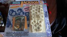 MICHAEL JACKSON AND JACKSON 5-16 GREATEST HITS- CASSET+ GUANTE . EDICION USA-SEA